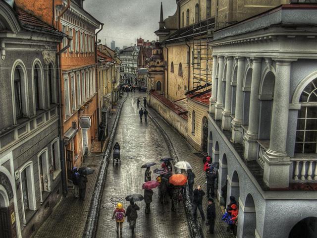Vladimir Vertlib / Lucina Binar und die russische Seele